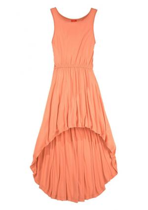 Платье Colors for Life. Цвет: абрикосовый, бордовый, зеленый, королевский синий, ярко-розовый
