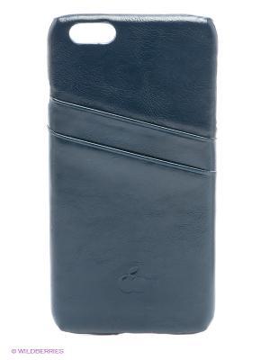 Чехол для iPhone 6+ WB. Цвет: темно-синий