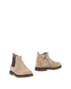 Полусапоги и высокие ботинки ALVIERO MARTINI 1a CLASSE. Цвет: бежевый