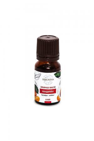 Эфирное масло мандарина SIBERINA