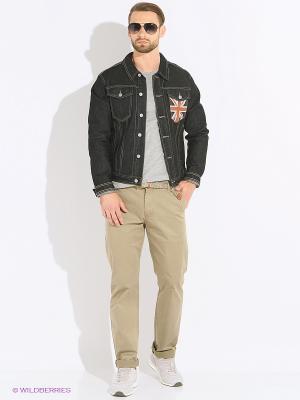 Куртка Sixth june. Цвет: черный
