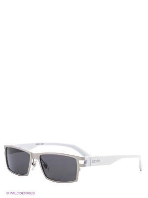 Солнцезащитные очки RH 741 04 Zerorh. Цвет: белый