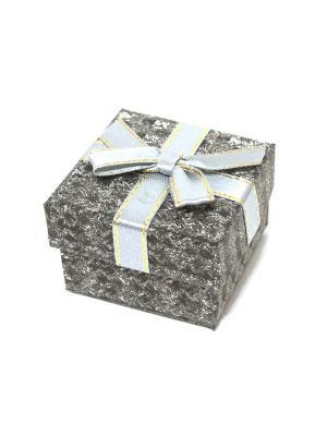 Подарочная коробка Eleon. Цвет: серебристый