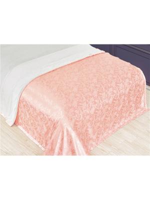 Простынь Лилиана , 1,5 спальная KAZANOV.A.. Цвет: розовый