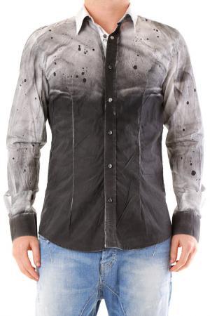 Рубашка BRAY STEVE ALAN. Цвет: черный
