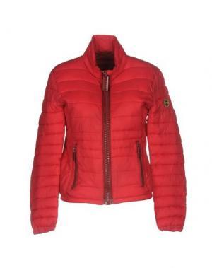 Куртка F**K PROJECT. Цвет: красный