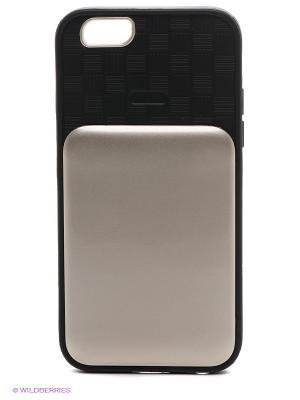 Чехол для iphone 6 WB. Цвет: золотистый, черный