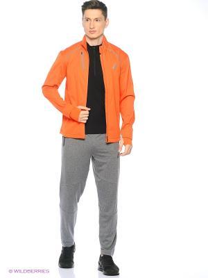 Куртка ACCELERATE JACKET ASICS. Цвет: красный