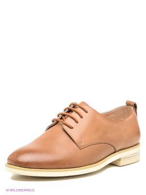 Туфли Sinta Gamma. Цвет: коричневый