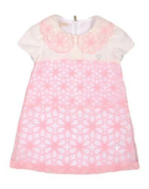 Платье I PINCO PALLINO I&S CAVALLERI. Цвет: розовый