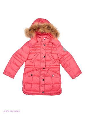 Пальто Finn Flare. Цвет: фуксия