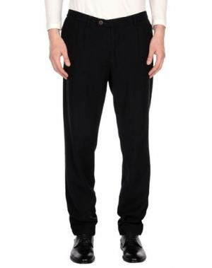 Повседневные брюки ORIGINAL VINTAGE STYLE. Цвет: стальной серый