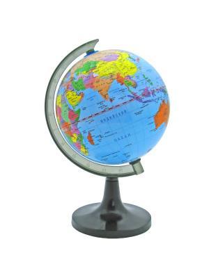 Глобус политический, 14,2см Rotondo. Цвет: голубой