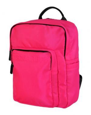 Рюкзаки и сумки на пояс DSQUARED2. Цвет: фуксия