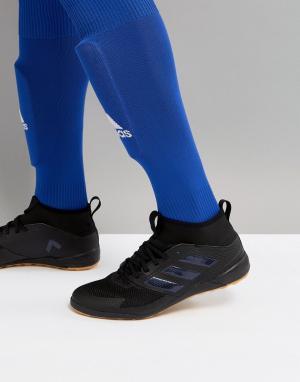 Adidas Черные бутсы Football Ace Tango Indoor CG3708. Цвет: черный