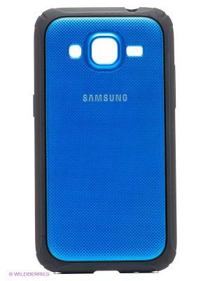 Чехол Protective Cover для Galaxy Core Prime Samsung. Цвет: синий