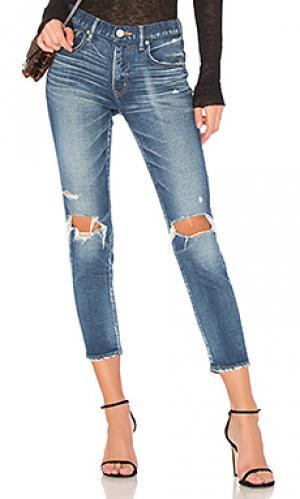 Узкие джинсы nancy Moussy. Цвет: none