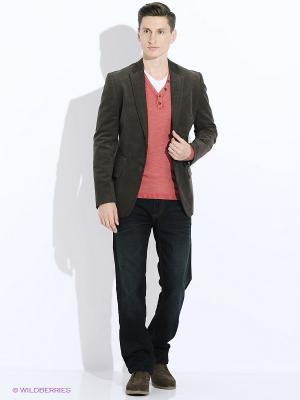 Пиджак Mavango. Цвет: светло-коричневый