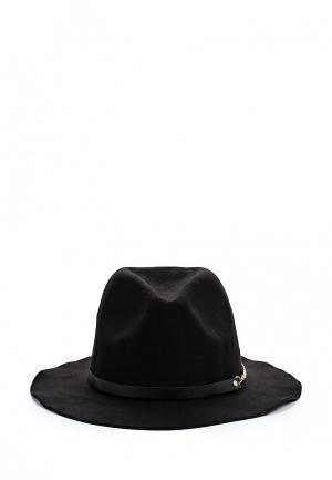 Шляпа Be.... Цвет: черный