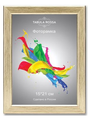 Фоторамка 15х21 №450 Tabula Rossa. Цвет: золотистый
