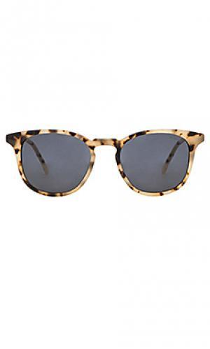 Солнцезащитные очки beaumont Komono. Цвет: цвет загара