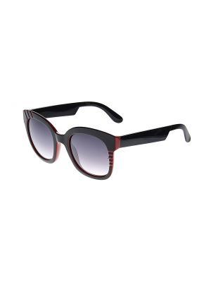 Очки солнцезащитные Infiniti. Цвет: серый, красный, черный