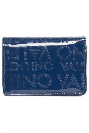 Кошелек Mario Valentino. Цвет: синий