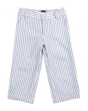 Повседневные брюки U+É. Цвет: темно-синий