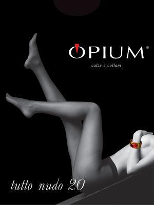 Колготки OPIUM. Цвет: черный