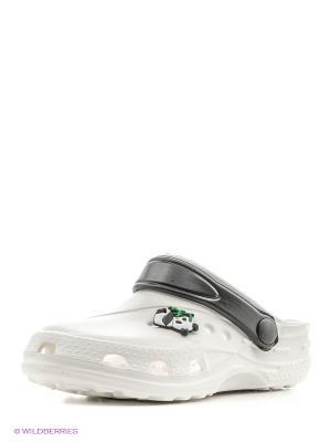 Сабо Дюна. Цвет: белый, черный, зеленый