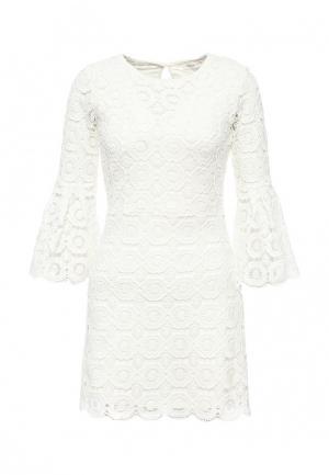 Платье Urban Bliss. Цвет: белый