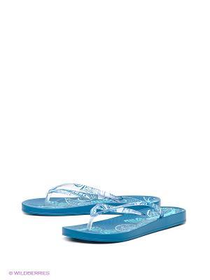 Пантолеты Ipanema. Цвет: синий