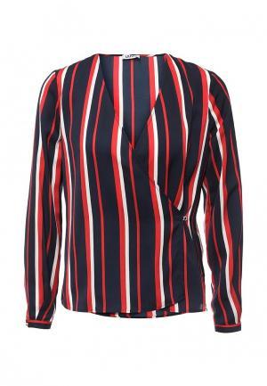Блуза Liu Jo Jeans. Цвет: разноцветный