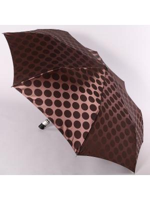 Зонт Zest. Цвет: темно-коричневый