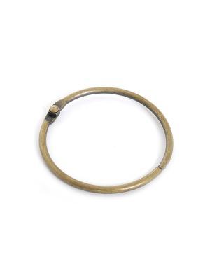 Кольца для занавесок Itolo WESS. Цвет: золотистый