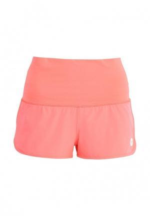 Шорты для плавания Roxy. Цвет: розовый