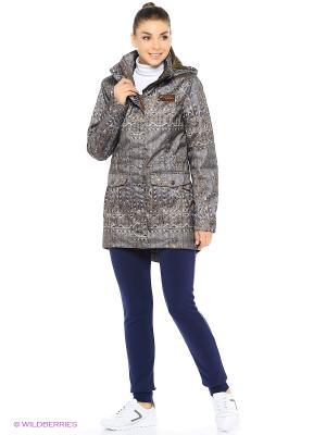 Куртка Stayer. Цвет: горчичный, коричневый, фиолетовый