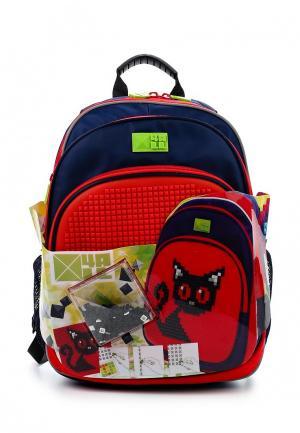 Рюкзак 4All. Цвет: красный