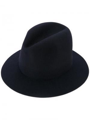 Шляпа Takahiromiyashita The Soloist. Цвет: синий