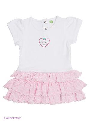 Платье Teidem. Цвет: бледно-розовый