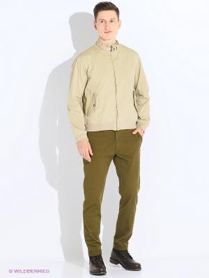 Куртка Alfred Muller. Цвет: бежевый