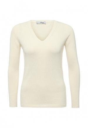 Пуловер Lovini. Цвет: белый