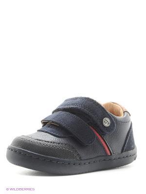 Ботинки Mayoral. Цвет: синий