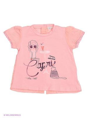 Блузка MANAI. Цвет: розовый
