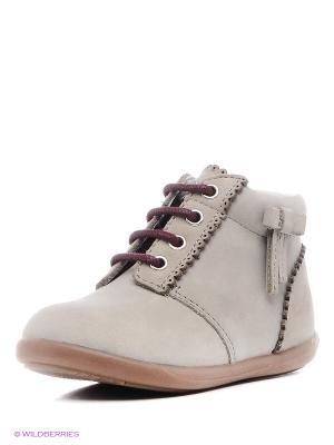 Ботинки Mayoral. Цвет: серый