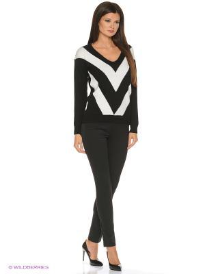 Пуловер adL. Цвет: черный