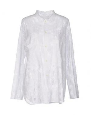 Pубашка LABO.ART. Цвет: белый