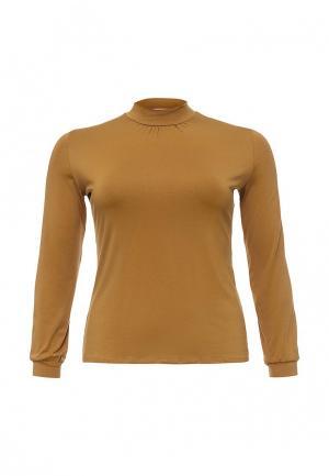 Блуза Vay. Цвет: желтый