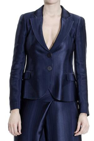 Blazer Emporio Armani. Цвет: dark blue