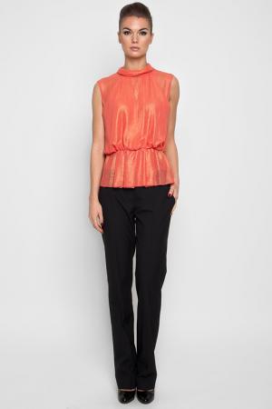 Блуза NVCollection. Цвет: оранжевый